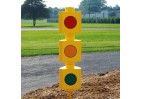 Trike Track Traffic Light with Stand