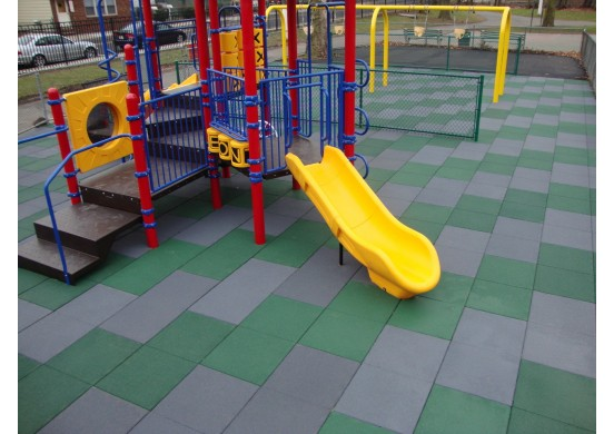 Rubber Tile Matting