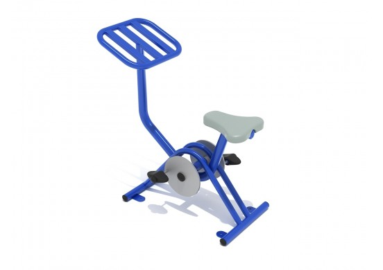 Single Station Exercise Bike