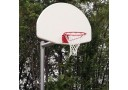 Adjustable Basketball Backstop
