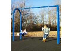 8 feet high Heavy-Duty Royal Arch Post Swing
