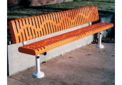 Classic Rolled Bench