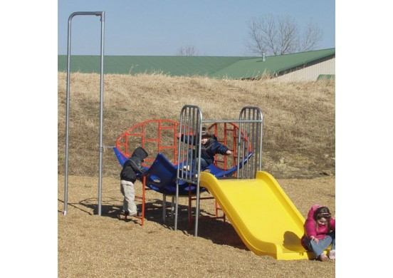 Quarter Deck with Slide
