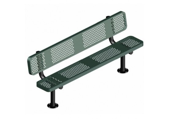 UltraLeisure Perforated Bench