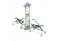 Royal Double Station Rower