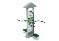 Royal Double Station Pendulum Swing