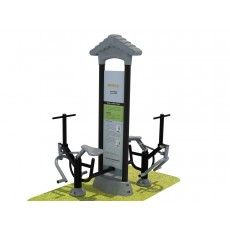 Royal Double Station Fit Rider