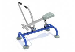 Single Station Rower