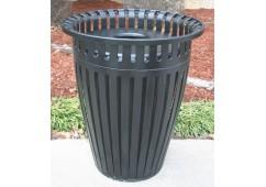Crown Trash Receptacle