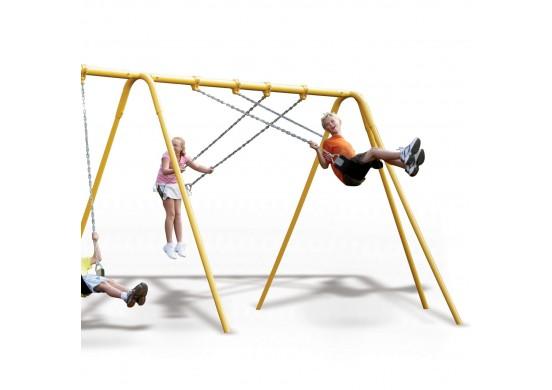 8 feet high Heavy-Duty Tripod Swing