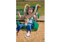 Large Adaptive Swing Seat