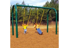 8 feet high Heavy-Duty Regal Arch Post Swing