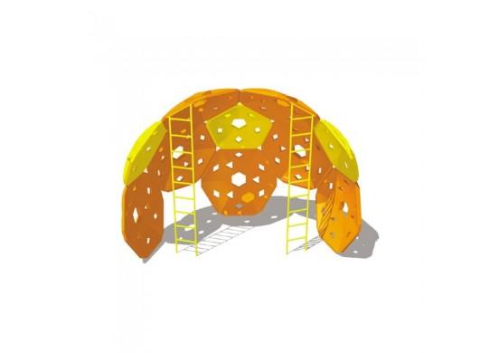 Half Dome Tortoise Climber