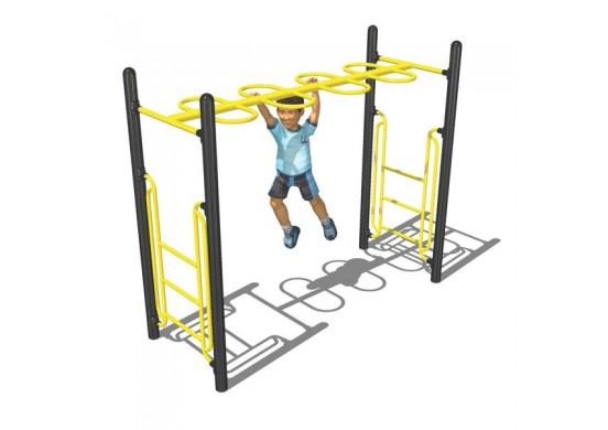 Loop Rung Overhead Climber