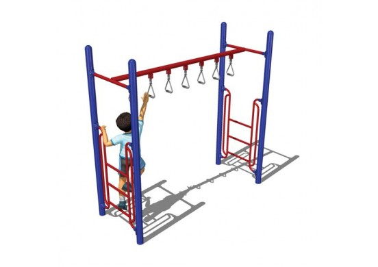 Trapeze Ring Overhead Climber