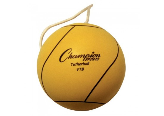 Optic Yellow Tether Ball