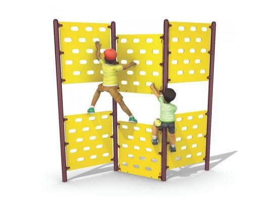 Triple Panel Climber