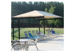 Cantilever Fabric Shade