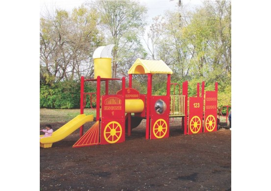 Tot Town Express Play System