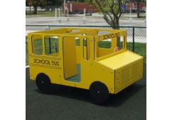 School Bus Spring Rider