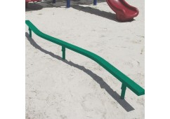 Curving Balance Beam