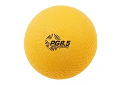 Yellow Heavy-Duty Kick Ball