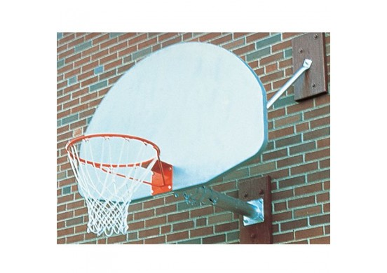 Wall Mount Basketball Backstop