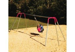 7 feet high Modern Tripod Tire Swing