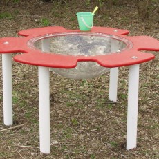 Tot Town Single Sand & Water Table