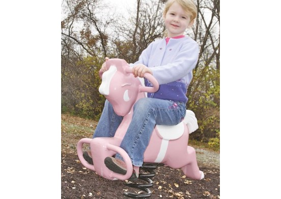 Pink Pony Easy Rider