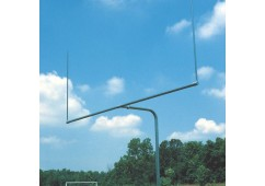 Single Post Pitch Fork Football Goal