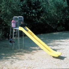 5 feet high Super Slide