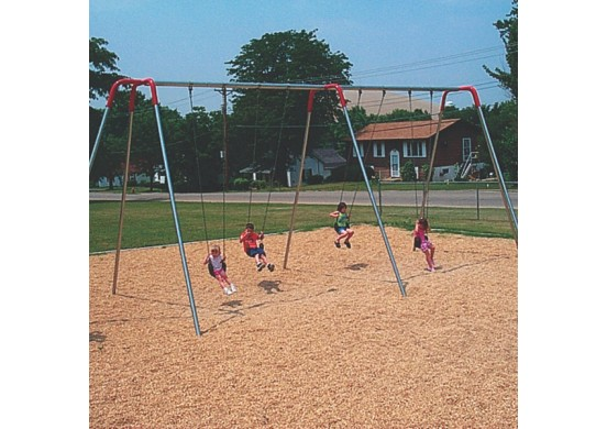 10 feet high Modern Tripod Swing