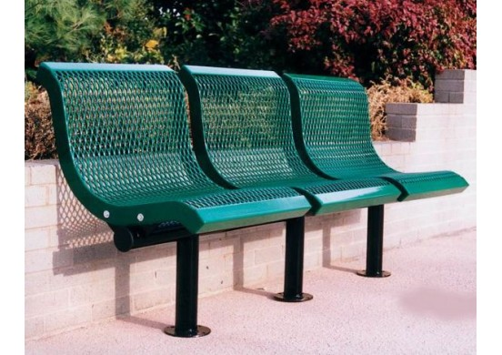 Downtown Expanded Straight Bench