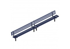 Infinity Innovated Extended Length Bench