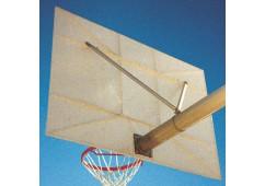 Basketball Backboard Brace