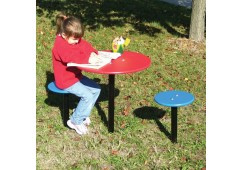 Outdoor Table & Stools