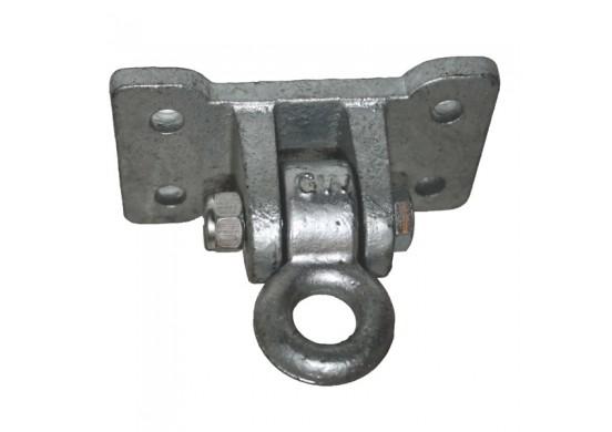 4-Hole Flat Ductile Iron Swing Hanger