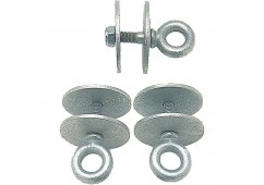 3-Pack Tire Eye Bolts