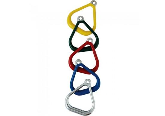 Triangular Trapeze Ring