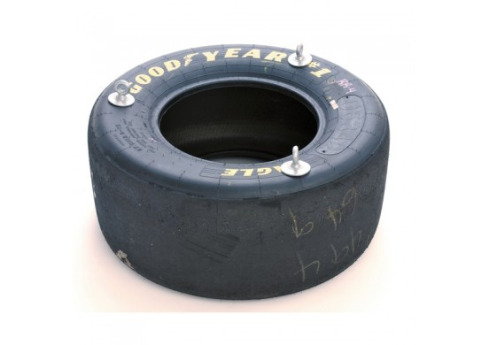 Sprint Cup Tire Seat
