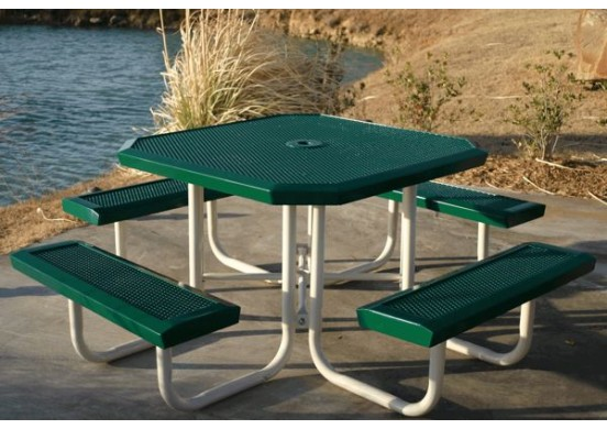 Infinity Innovated Portable Frame Octagon Picnic Table