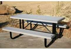 Infinity Innovated Portable Frame Rectangle Picnic Table