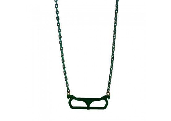 Combo Trapeze/Ring with Plastisol Coated Chain