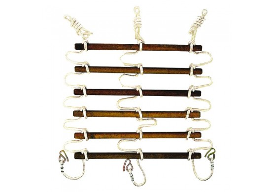 24 inch Wide Rope Ladder