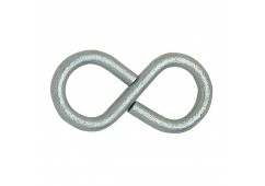 Galvanized Figure 8 Hook