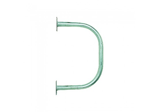 Galvanized Steel D-Handle