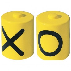 9-Pack Tic-Tac-Toe Spinners