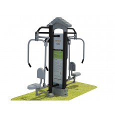 Royal Double Station Chest Press