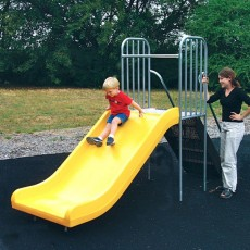 3 feet high Junior Playslide